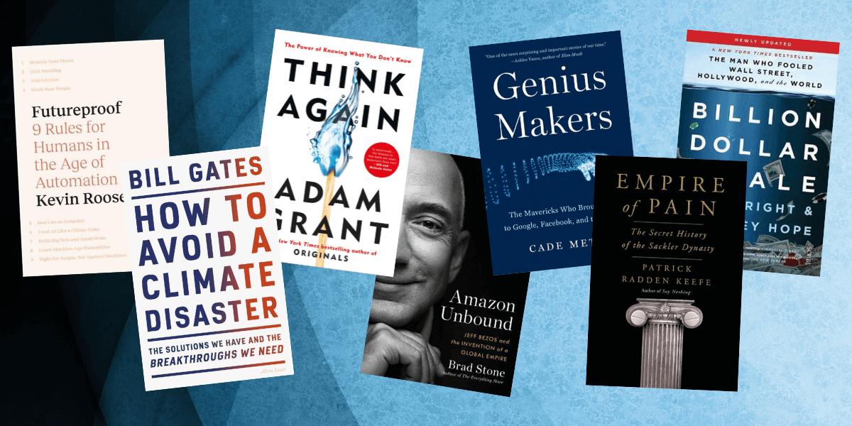 Page-turners! Deze 7 boeken mogen niet ontbreken in jouw reiskoffer