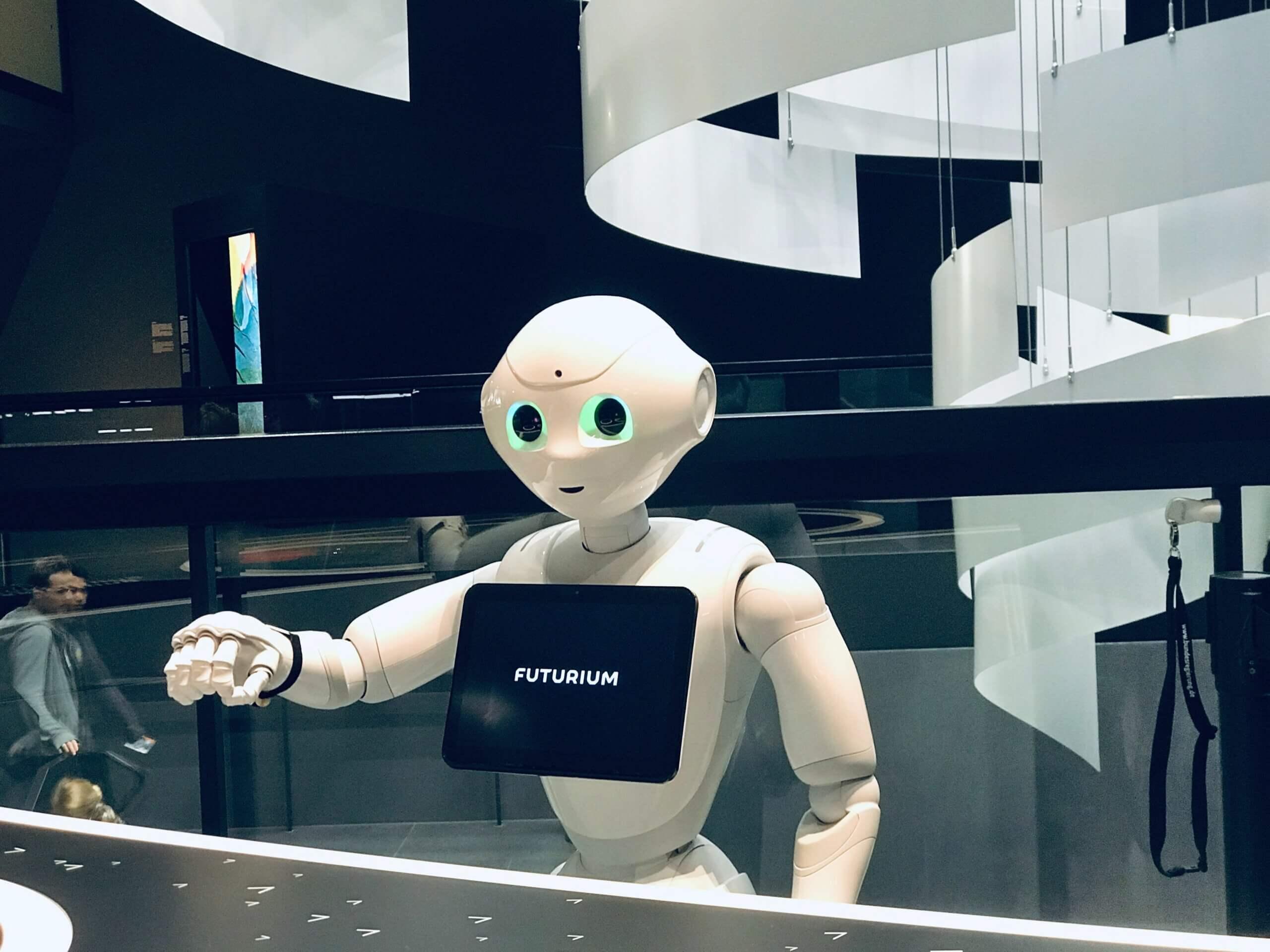 De robotredacteur: hoe kunstmatige intelligentie de redactievloer verandert